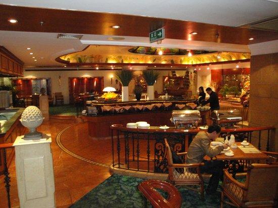 Beijing Scitech Hotel : Breakfast buffet
