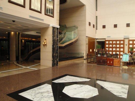 Beijing Scitech Hotel : Lobby area