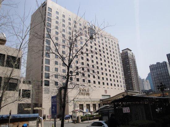 Beijing Scitech Hotel : Sctech Hotel Beijing