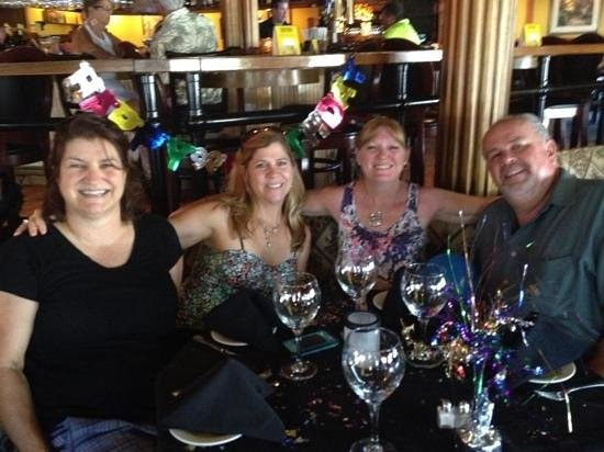 Bratta's Seafood Steaks & Pasta : Birthday celebration at Bratta's
