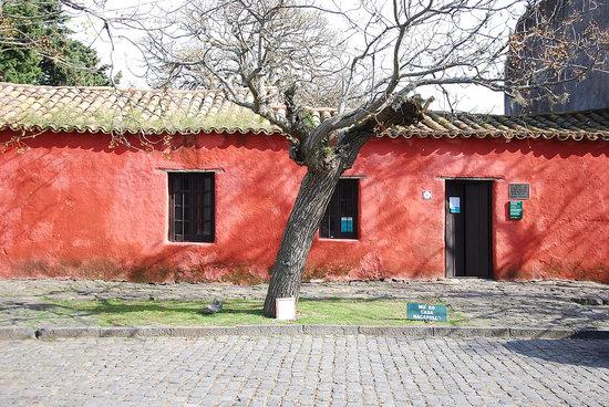 Museo Casa de Nacarello: Fachada del museo.
