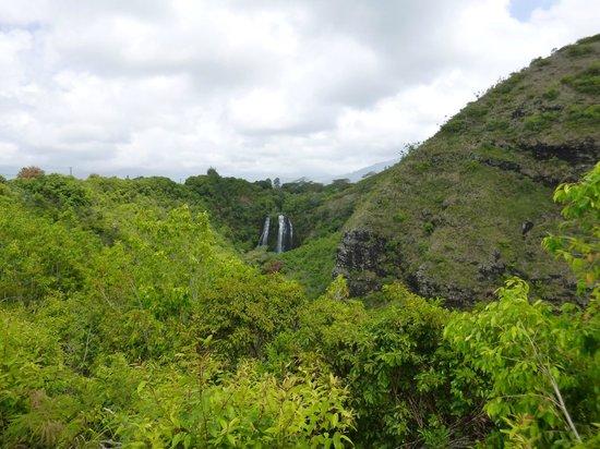 Opaekaa Falls: 3