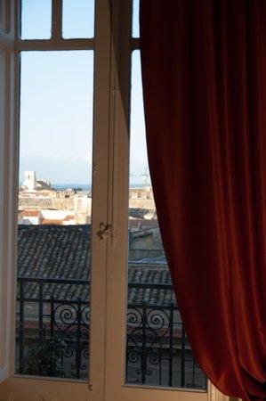 Bed and Breakfast Novecento: Aussicht aus unserem Zimmer!
