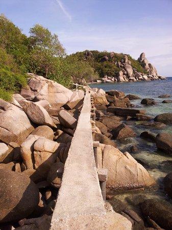 Taatoh Resort & Freedom Beach Resort: Beach