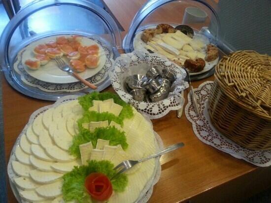 Ambiente Hotel: Very Good Breakfast