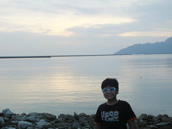 Langkawi Tour - Day Tours: Sea View near Airport, Langkawi