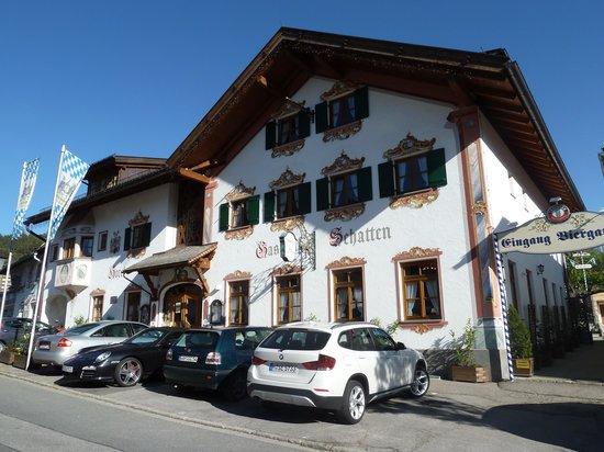 Hotel & Gasthof Schatten: Hotel-Gasthof zum Schatten