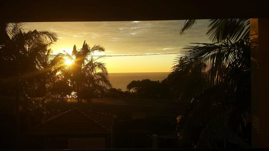 South Pacific Apartments: Beautiful Sunrise