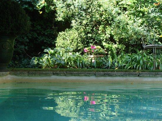Jardins Secrets: swim before breakfast