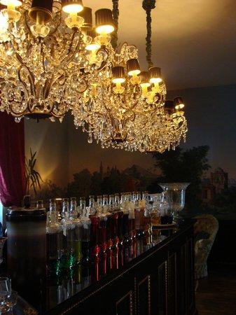 Jardins Secrets: cocktail anyone ?