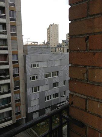 Hotel Paris Villette : Vista