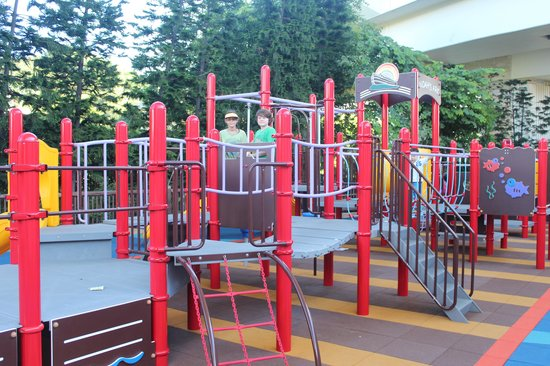 Noah's Ark Resort: Playground
