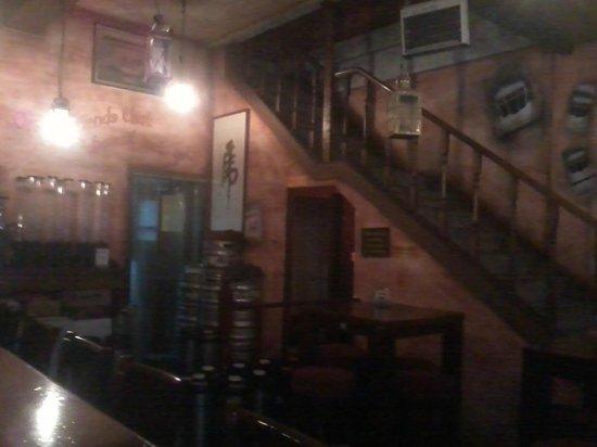 O'Reilly's Irish Pub : Bar