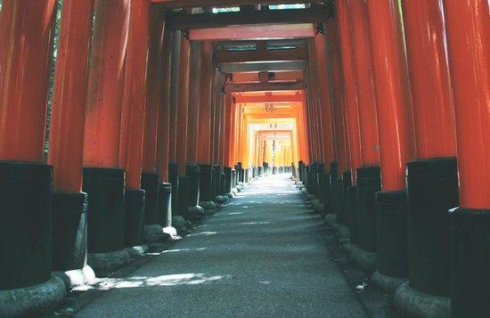 Spirituality? - Picture of Fushimi Inari-taisha Shrine, Kyoto - TripAdvisor