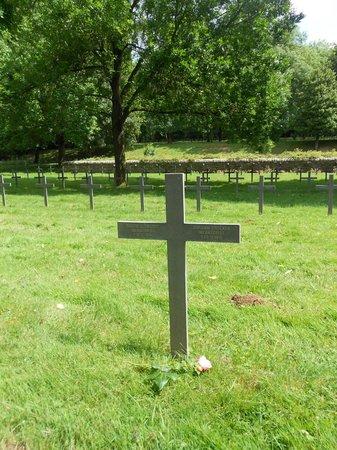 Old Cemetery Berchtesgaden : Tombe de J. STOCKER à St-Laurent-Blangy