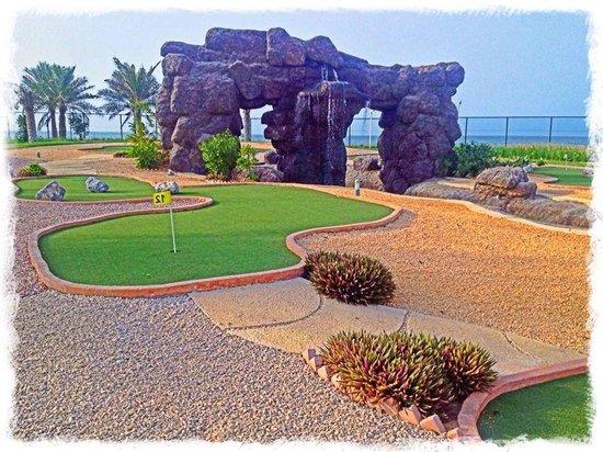 Millennium Resort Mussanah: Out door play ground