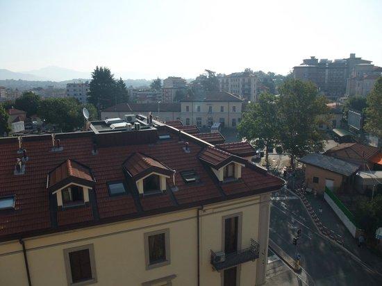 City Hotel Varese: Veduta Singola