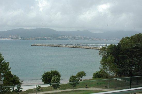 Pazo Los Escudos Hotel and Spa: Ría desde la habitación 1