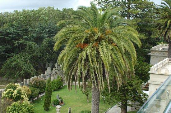Pazo Los Escudos Hotel and Spa: Jardines