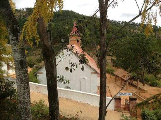 Ambohimanga : The oldest church in Madagascar