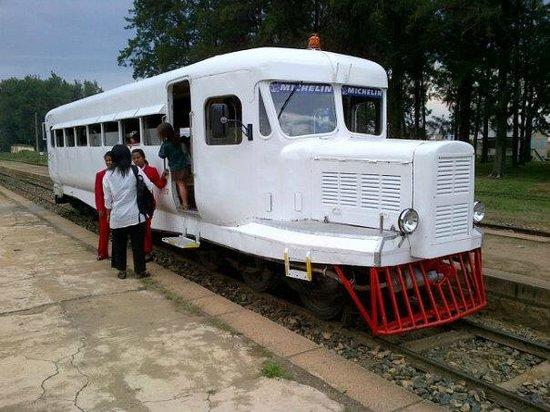 Madarail : the Michelin train