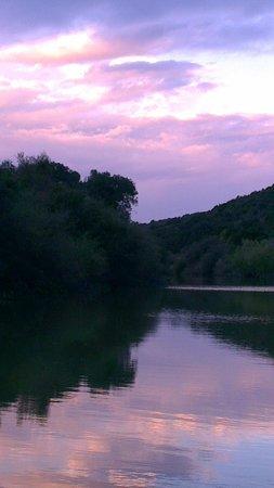Bukela Game Lodge: River Boat