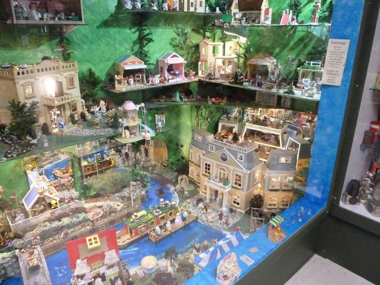 Wanaka, Neuseeland: Sylvanian Families collection