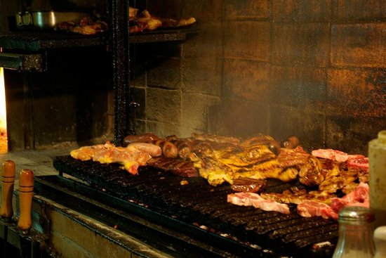 La Brasa d'Or: Big grill
