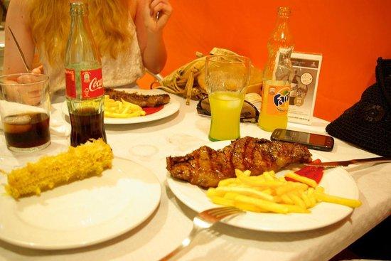 La Brasa d'Or: Argentine Steak
