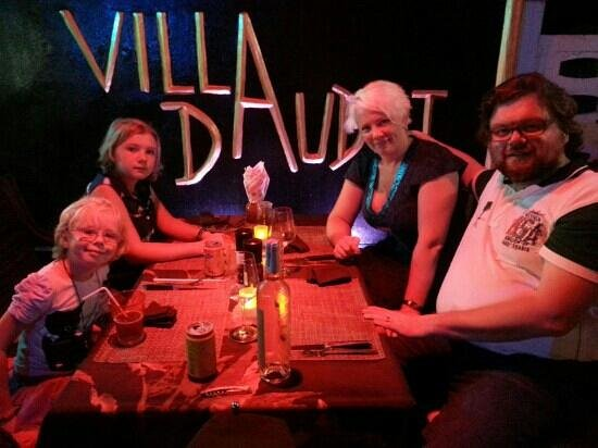 The Butchery Grill: dinner at Daudet