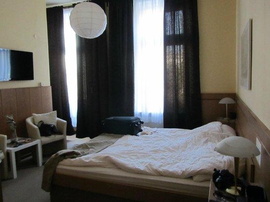 Hotel Hanseatic: Vårt rum.