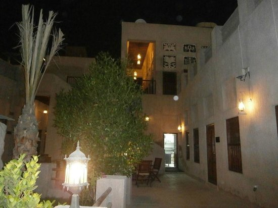 Barjeel Heritage Guest House: beautiful architecture