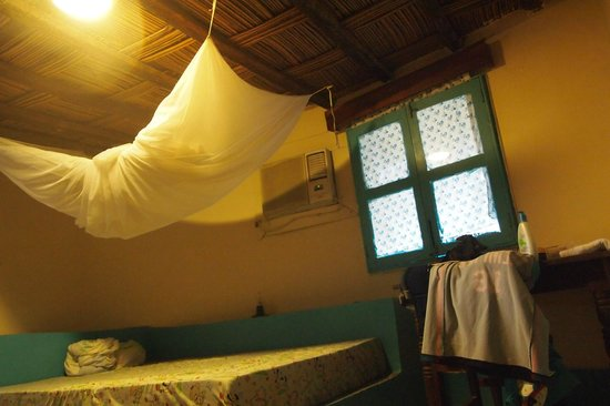 Campement Le Mussuwam: Habitacion