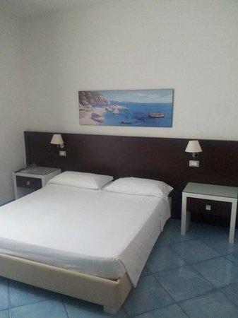 Hotel Murmann: Letto
