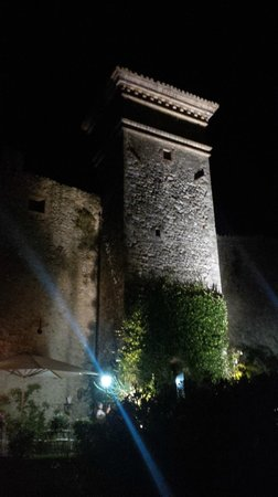 Torre Sangiovanni Albergo e Ristorante : La Torre