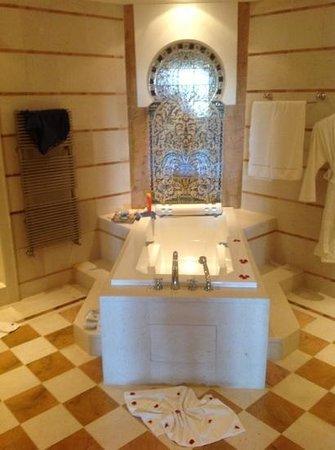 Hasdrubal Prestige Thalassa & Spa Djerba: salle de bain