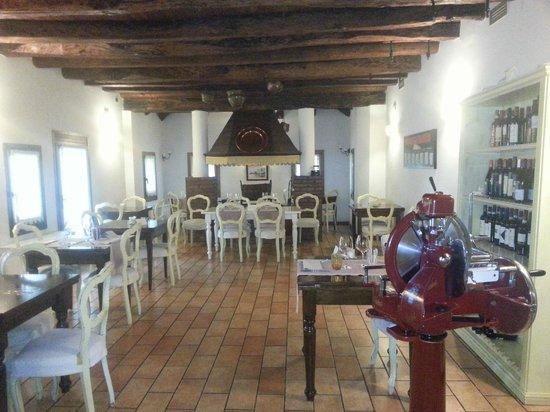 Hotel Antico Mulino : Vecchio Mulino - sala ristorazione 1