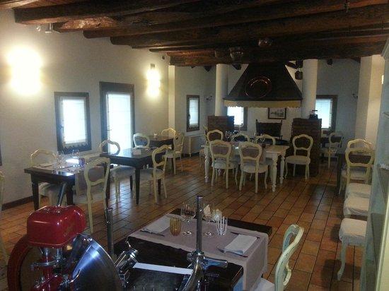 Hotel Antico Mulino : Vecchio Mulino - sala ristorazione 2