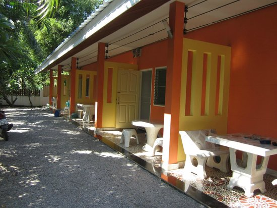 Bobbys Apartment and Jungle Tours: Les chambres