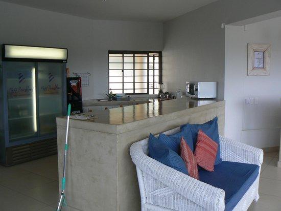 Plett Beachfront Accommodation: cuisine et accueil