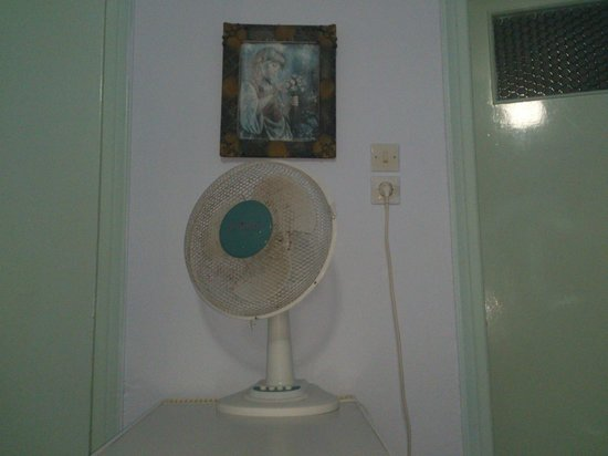 Villa Popi: aire acondicionado