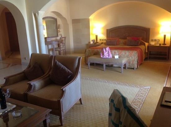Hasdrubal Prestige Thalassa & Spa : suite