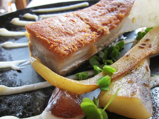 Vasse Felix: Pork Belly