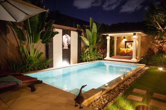 The Bli Bli Villas & Spa: Pool in the villa