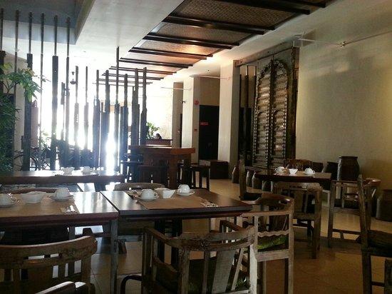 The Ranee Boutique Suites: restaurant bis
