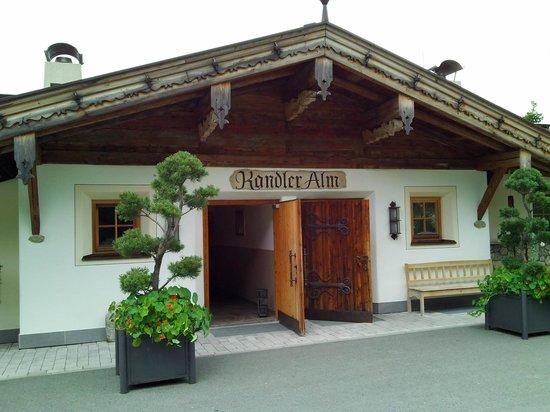 Brixen im Thale, Αυστρία: Kandleralm