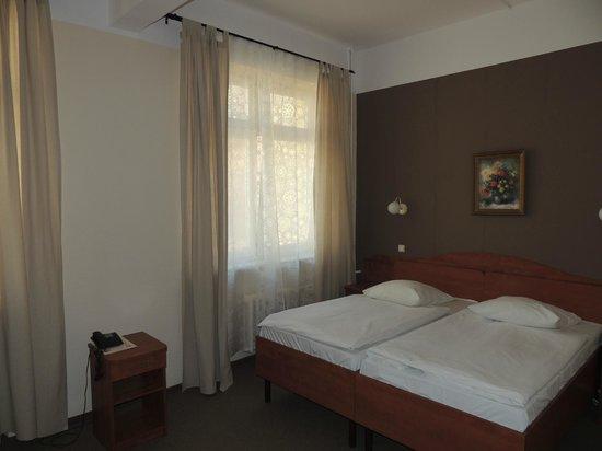Hotel Polonia: Double room