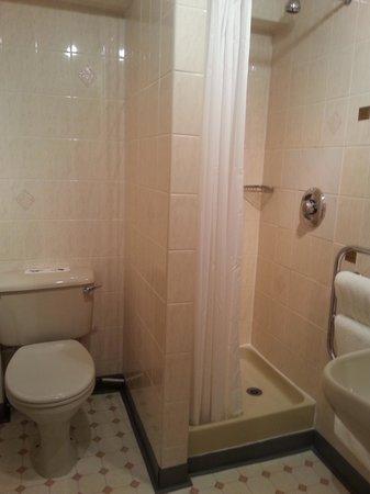 The Ardington Hotel: Bathroom view