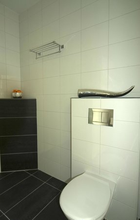 A Small Hotel: Toilet