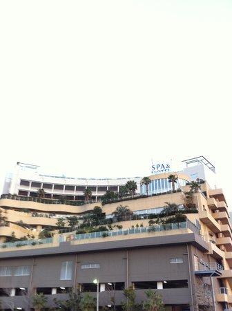 สปา & โฮเต็ล ไมฮามะยูเรเซีย: ホテル外観